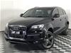 2012 Audi Q7 4.2 TDI quattro Turbo Diesel Automatic - 8 Speed 7 Seats Wagon