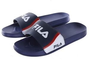 FILA Unisex Slides, UK Size 10, US Size