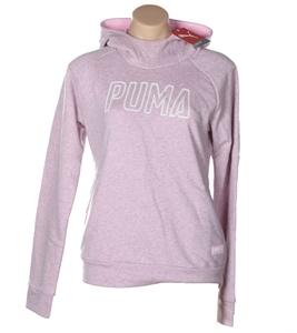 PUMA Ladies Pink Marlee Hoodie, Size XS.