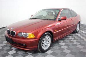 2001 BMW 325ci E46 Automatic Coupe 94,91