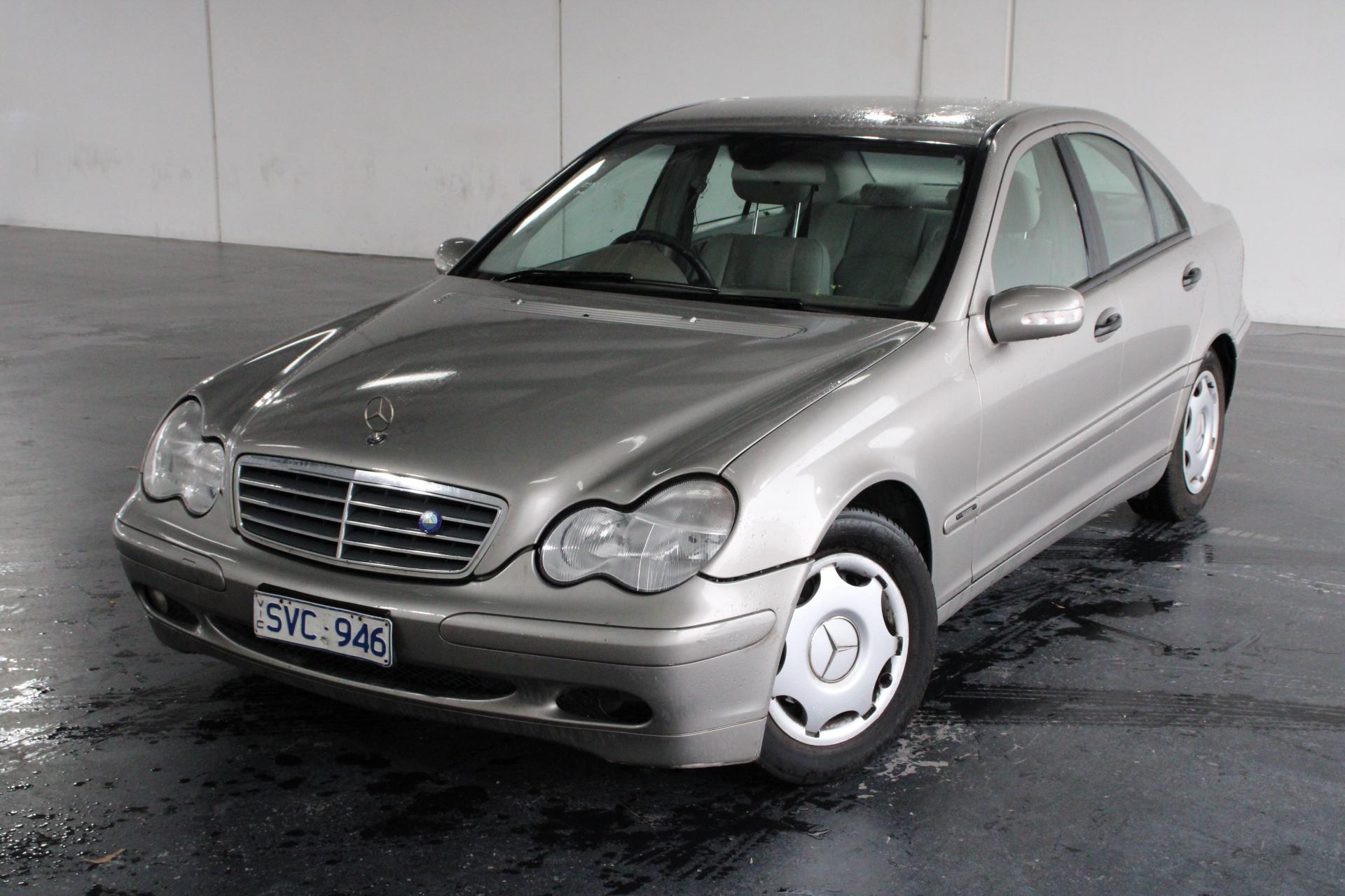 2004 Mercedes Benz C180 Kompressor Classic W203 Automatic Sedan
