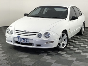 2001 Ford Falcon XR6 VCT AUII Dual Fuel