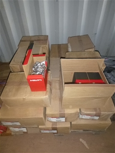1 Pallet of 24 Cartons of Hilti X-FCM 25