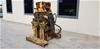 Rail Tamper to suit excavator