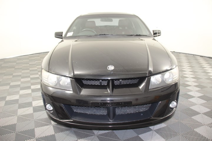 2005 HSV Z-Series Clubsport 297kw with Red Leather and Sunroof