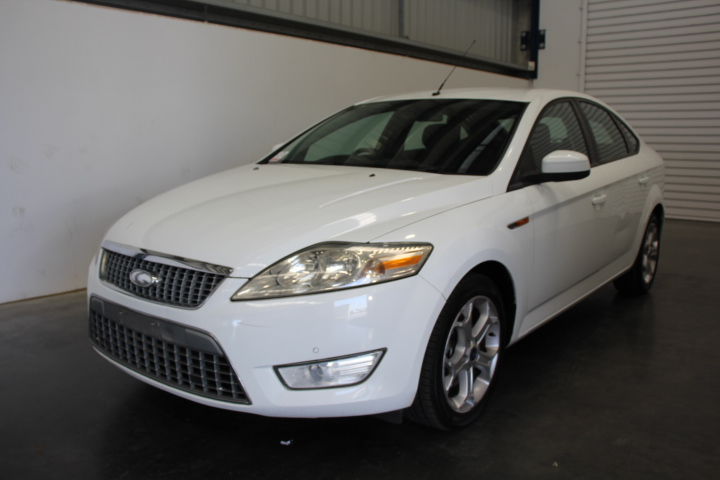 2008 Ford Mondeo TDCi MA Turbo Diesel Automatic Hatchback