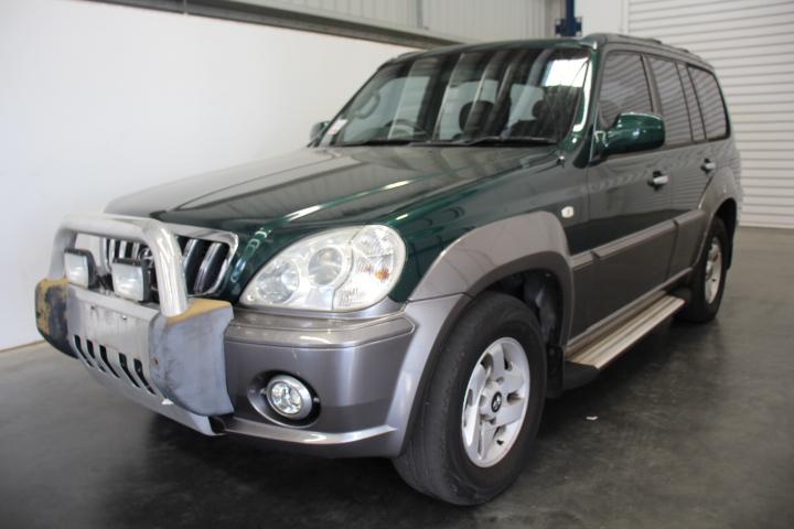 2001(2003) Hyundai Terracan Highlander Automatic 7 Seats Wagon