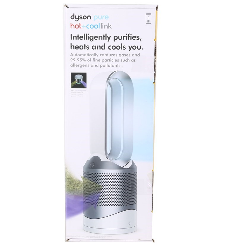 DYSON Pure & Hot Cool Purifying Fan Heater & Cooler, Model HP04. N.B. Not i