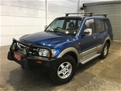 2000 Mitsubishi Pajero GLS LWB (4x4) NM Manual 7 Seats Wagon