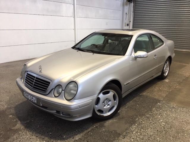 2001 Mercedes Benz CLK320 Avantgarde C208 Automatic Coupe