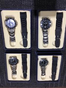 Set of 4 Watch Gift Packs