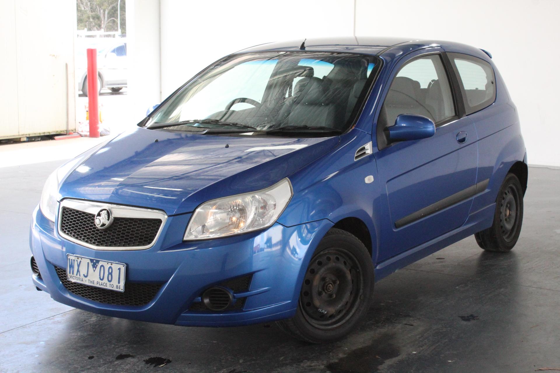 2009 Holden Barina TK Manual Hatchback
