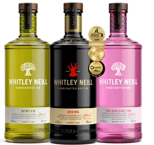 Whitley Neill Original, Quince, and Pink