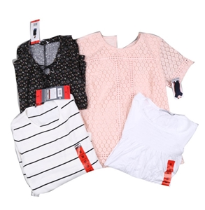 4 x Assorted Women`s Tops, Size M, Multi