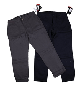 JONES NEW YORK ``The Chino`` Straight Le