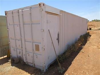 2 x Containerised Swithrooms