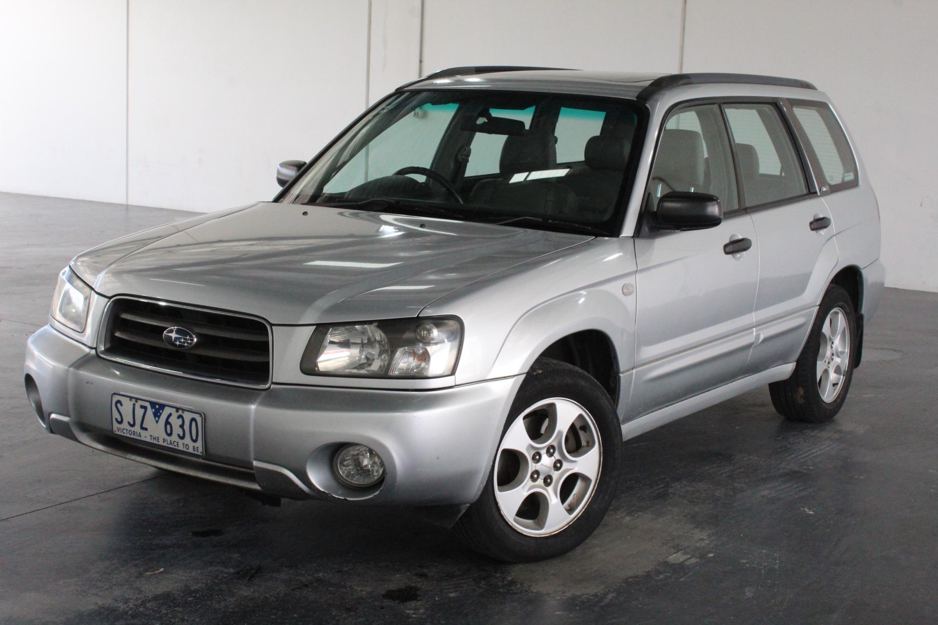 2003 Subaru Forester XS Luxury Automatic Wagon