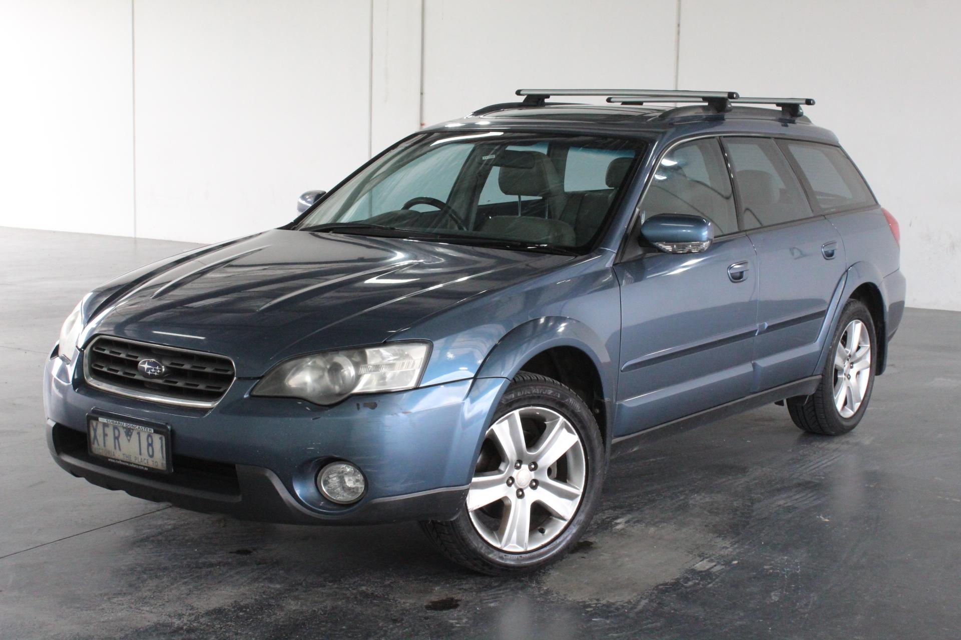 2006 Subaru Outback 3.0R Premium B4A Automatic Wagon