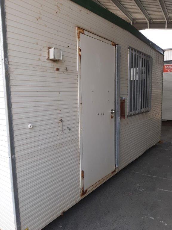 4.8 x 2.4 Portable Building