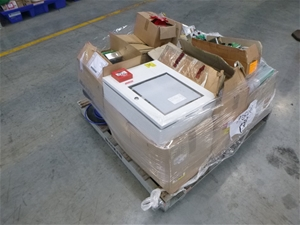1 x Pallet of Mixed Electrical Parts