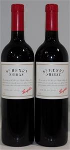 Penfolds `St Henri` Shiraz 2004 (2x 750m