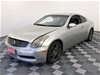 2003 Nissan Skyline Automatic Coupe
