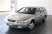 Unreserved 2001 Toyota Camry Conquest SXV20R
