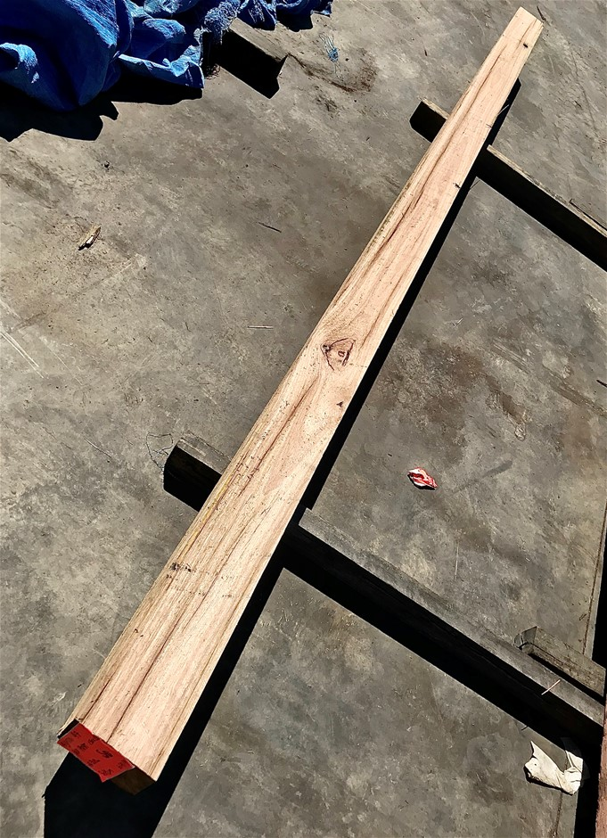 Spotted Gum Post - 1@3.69M - 150 x 150 mm