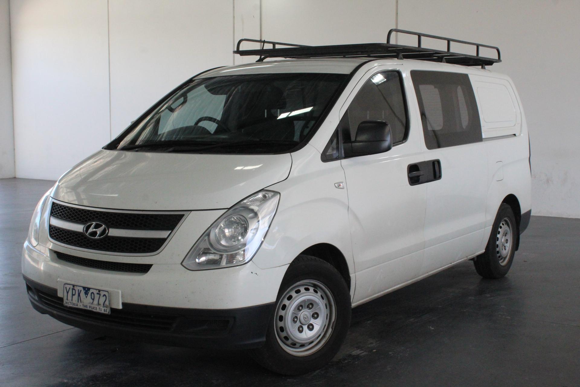 2011 Hyundai iLOAD TQ Turbo Diesel Manual Van