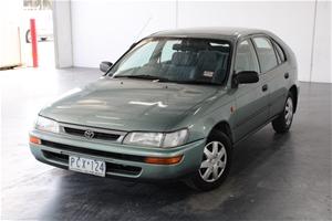 1998 Toyota Corolla CSI Seca AE101 Manua