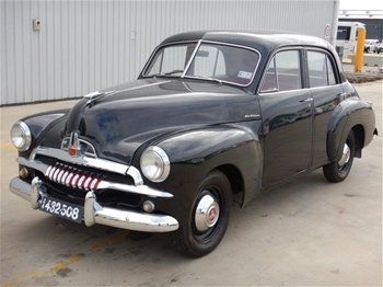 1955 Holden FJ Special Sedan – Matching Numbers (Greenwith S.A.)