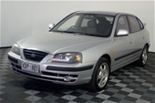 Unreserved 2005 Hyundai Elantra GLS XD Manual Hatchback