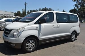 2008 Hyundai iMAX TQ Automatic 8 Seats P