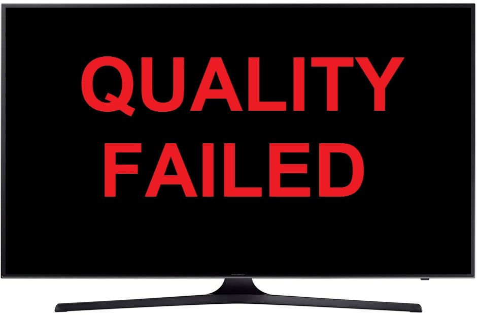 Samsung Series 6 55 inch KU6000 Smart UHD LED LCD TV