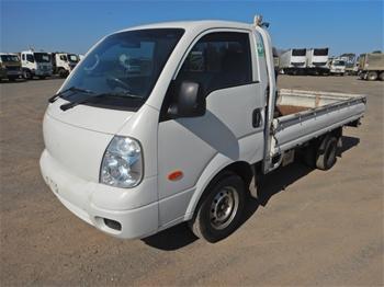 2009 KIA PU 3 Series 4x2 Tray Body Truck