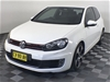 2011 Volkswagen Golf GTI A6 Automatic Hatchback