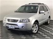 Unreserved 2005 Ford Territory Ghia (4x4) SX