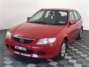 2002 Mazda 323 Astina BJ Automatic Hatch