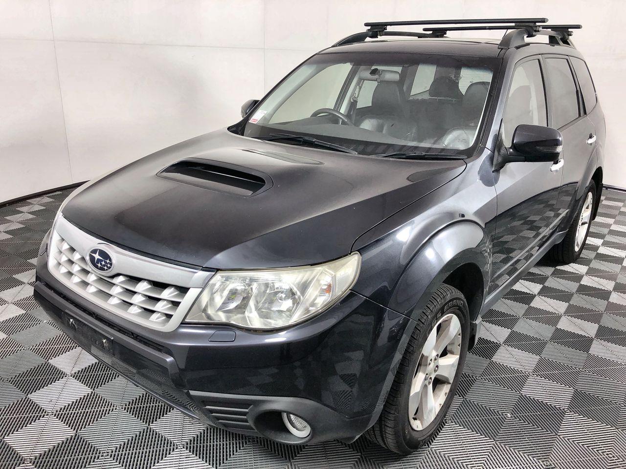 2012 Subaru Forester 2.0D Premium Turbo Diesel Wagon