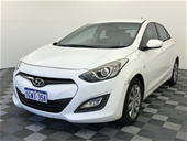 Unreserved 2012 Hyundai i30 Active GD Auto Hatch(WOVR-Insp)