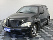 Unreserved 2002 Chrysler PT Cruiser Limited Auto Hatchback