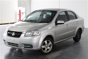 2007 Holden Barina TK Automatic Sedan (W