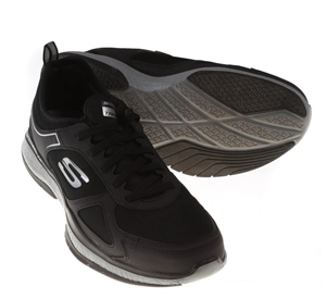 SKECHERS Men`s Memory Foam Training Shoe