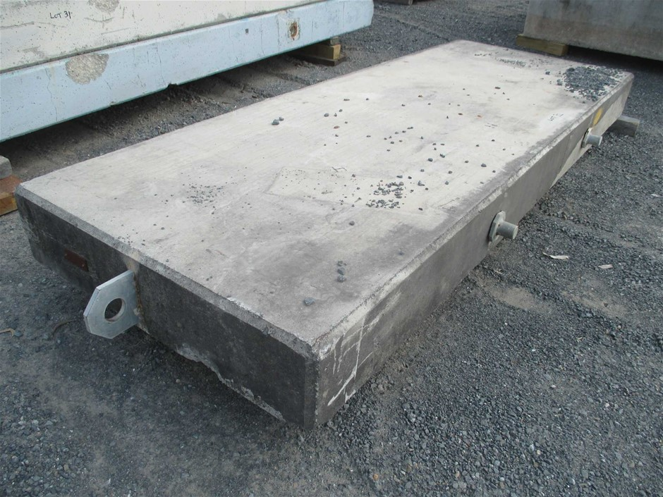 Concrete Block / Counter Weight
