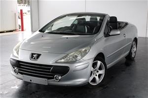 2007 Peugeot 307 CC Dynamic Manual Conve