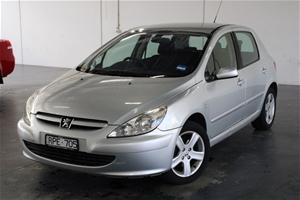 2002 Peugeot 307 2.0 Manual Hatchback
