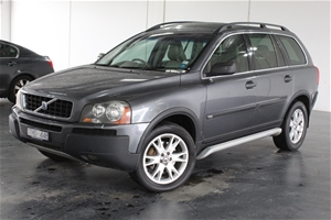 2005 Volvo XC90 T6 Automatic 7 Seats Wag