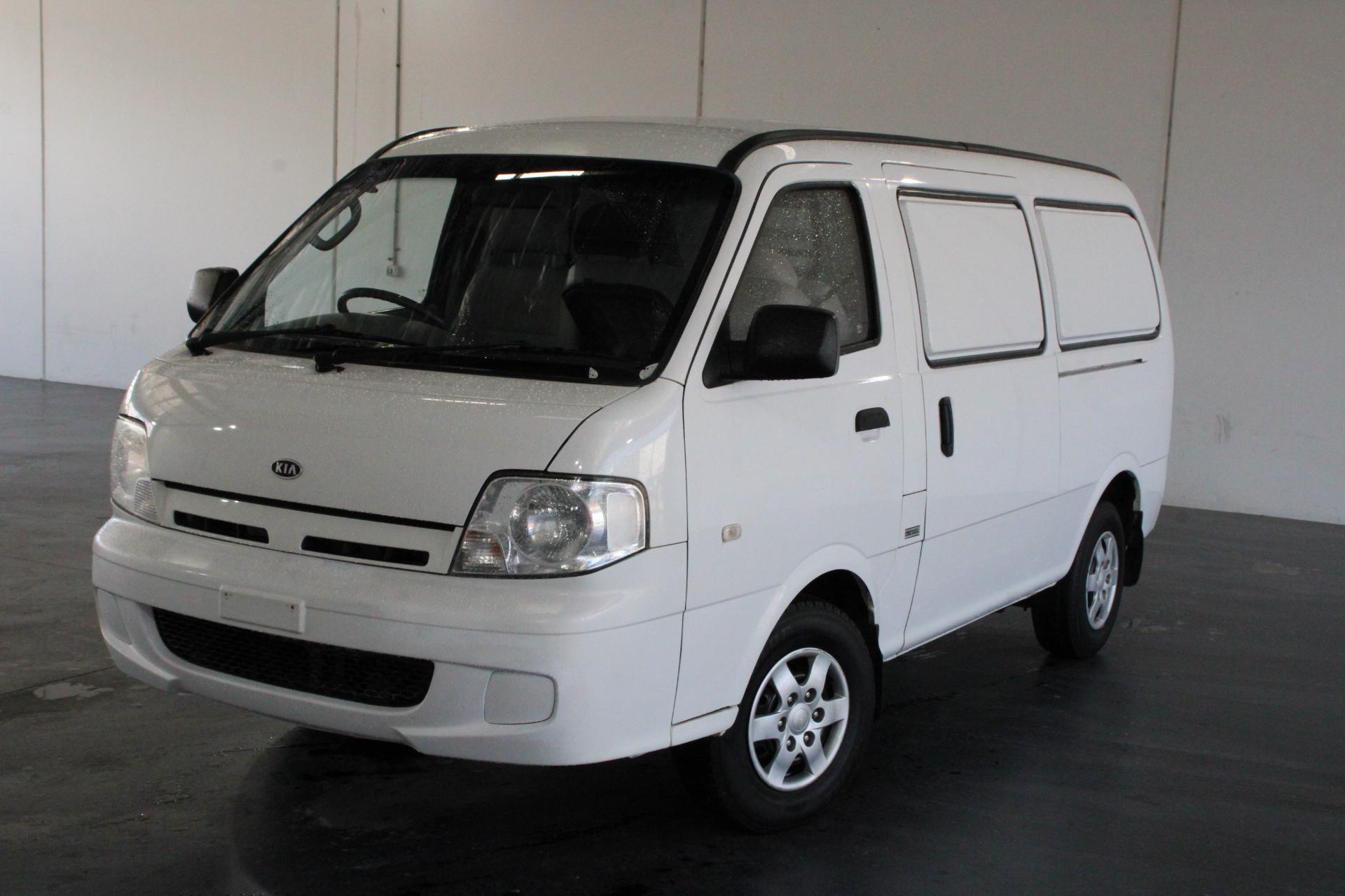 2005 Kia Pregio CT Manual Van