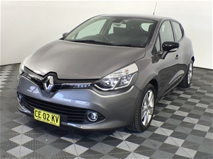 2015 Renault Clio Expression Manual Hatc