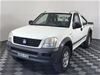 2004 Holden Rodeo LX RA Manual Cab Chassis